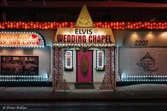 Las Vegas Strip bei Nacht (pohlenthe49er) Tags: usa nevada lasvegas lasvegasboulevard nacht weddingchapel
