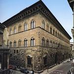 08 Микелоццо. Палаццо Медичи-Рикарди, 1444-64. Флоренция