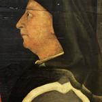 05с  Неизвестный мастер. Портрет Филипо Брунеллески,1377-1446. Лувр