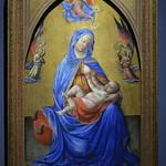 25 Мазолино да Паникале. Богородица с младенцем, 1435 Мюнхен Пинакотека