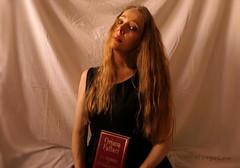 ..... (MargoLuc) Tags: light golden autumn self portrait orianafallacci faith god sovranità libertà freedom inspiration shadows me girl woman larabbiaelorgoglio italy elezioni christian artisawoman