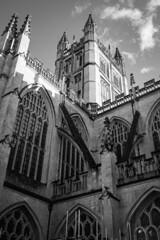 Bath  Abbey (velodenz) Tags: velodenz fujifilmxt30 bath bnes banes england unitedkingdom uk greatbritain gb bathabbey