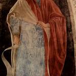 65i П. дела Франческа. Пророк Исайа. 1452-64. Фреска церкви С-Францеско, Ареццо