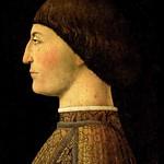 65 Пьеро дела Франческа. Сигизмундо Малатеста, 1451