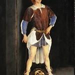 78 Антонио Полайоло Давид-победитель 1465-70 Берлинская галерея