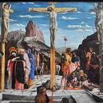 72 Андреа Мантенья. Распятие. 1459