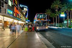 Las Vegas Strip bei Nacht (pohlenthe49er) Tags: usa nevada lasvegas lasvegasboulevard nacht