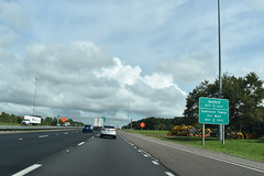 Lake Mary, FL- I-4 (jerseyman65) Tags: florida freeways roads routes interstates expressways exits interchanges signs guidesigns