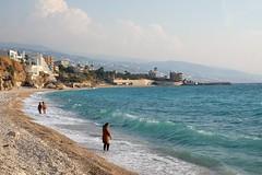 BYBLOS - BEACH (Maikel L.) Tags: asien asia westasia middleeast naherosten beach libanon liban lebanon لبنان strand playa spiaggia byblos mediterranean mittelmeer sea meer جبيل