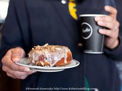Timeless (Bitter-Sweet-) Tags: vegan food drink oakland eastbay berkeley peidmont coffee cafe breakfast brunch timeless dairyfree meatless restaurant doughnuts donuts pastry dessert sweet snack