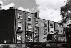 Dublin Town, near Leeson Street (Mark Carmody) Tags: film filmisnotdead filmphotography filmisalive ishootfilm canon canona1 kosmo foto kosmofoto 100 dublin mayo