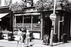 Keogh's on St. Anne's Street (Mark Carmody) Tags: film filmisnotdead filmphotography filmisalive ishootfilm canon canona1 kosmo foto kosmofoto 100 dublin mayo