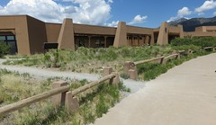 Great Sand Dunes National Park and Preserve Headquarters (Alamosa County, Colorado) (courthouselover) Tags: colorado co alamosacounty greatsanddunesnationalpark greatsanddunesnationalparkandpreserve nationalparks nationalparksystem sanluisvalley northamerica unitedstates us