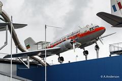 Ilyushin IL14 BulgarianAirTransport 20181027 Sinnsheim (steam60163) Tags: germany ilyushin sinnsheim il14 bulgarianairtransport