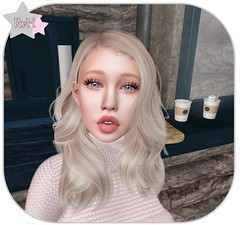 ❄ I can't get enough of Hot Chocolate ❄ (Ruby°von°Hinten) Tags: cant get enough hot chocolate female ava avatar woman light skin fair blue eyes blonde cold outside snow look camera blog bloggerin cute kawaii sexy beauty beautiful ruby von hinten