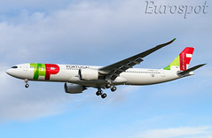 F-WWYZ Airbus A330 Neo Air Portugal (@Eurospot) Tags: airbus toulouse blagnac fwwyz cstus a330941 neo 1954 airportugal a330
