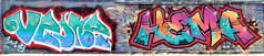 Graffiti in Amsterdam (wojofoto) Tags: ndsm graffiti streetart amsterdam nederland netherland holland wojofoto wolfgangjosten hema veone