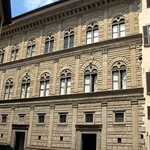 09 Леон Альберти Палаццо Руччелаи 1446-51гг, Флоренция