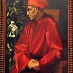 08в Понтормо. Портрет Козимо Медичи Старшего (1389-1464)