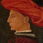 28 Мазаччо. Портрет молодого человека (Альберти) Музей Изабеллы Гарднер, Бостон.