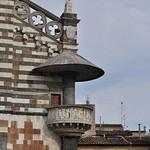 33a Микелоцци, Донателло Внешняя кафедра собора св.Стефана в Прато 1428-38