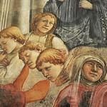 33g Филиппо Липпи. Похороны св первомч.Стефана. Фрагмент