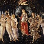 49 Сандро Боттичелли. Весна. 1482. Уффици