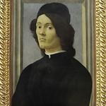 46 Ботичелли Портрет молодого человека нач 1470-х Лувр