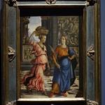 60 Доменико Гирлондайо Юдифьсо служанкой 1489 Берлинская галерея