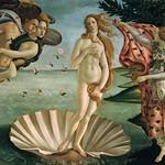 51 Сандро Ботичелли Рожденгие Венеры 1485 Уффици