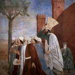 65h П. дела Франческа. Встреча Креста у стен Иерусалима