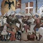 65g П. дела Франческа. Битва Ираклия с Хосровом. Легенда о Кресте
