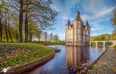 The Castle (Robert Stienstra Photography) Tags: houten castle residence water waterscape waterscapes waterfront outdoor reflecting reflections reflection architecture architectural history historical landscape utrecht cityscape cityscapes park longexposure longexposurephotography longexposurebuildings photography