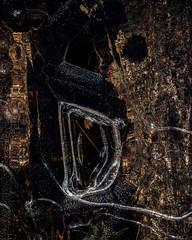 Patterns (Fjällkantsbon) Tags: lappland sverige evamårtensson linafjällurskogsnaturreservat skaulo norrbottenslän abstract intimatelandscape ice is patterns creativephotography abstractart