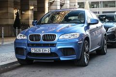 Belarus (Vitebsk) - BMW X6 M E71 2013 (PrincepsLS) Tags: belarus belarussian license plate 2 vitebsk germany berlin spotting bmw x6 m e71 2013