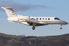 D-CMMP_02 (GH@BHD) Tags: dcmmp embraer emb emb505 phenom phenom300 luxaviation belfastcityairport bhd egac aircraft aviation bizjet corporate executive