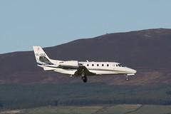 Citation 560XL OE-GCG at Isle of Man EGNS 08/11/19 (IOM Aviation Photography) Tags: citation 560xl oegcg isle man egns 081119