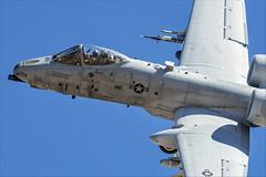 Fairchild Republic A-10C Thunderbolt II - 50 (NickJ 1972) Tags: redflag nellis air base airbase afb fairchild republic a10 thunderbolt ii warthog 800204 wa
