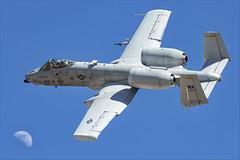 Fairchild Republic A-10C Thunderbolt II - 52 (NickJ 1972) Tags: redflag nellis air base airbase afb fairchild republic a10 thunderbolt ii warthog 800204 wa