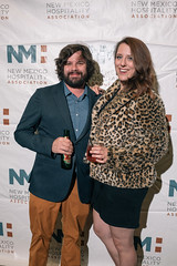 me and Kelly (M///S///H) Tags: 2019 albuquerque awards coworkers fullframe gala hotelstaff kelly newmexicohospitalityassociation november2019 pointandshoot rx1rii snapshots sony
