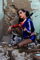 IMG_1911 (Dorian.photos.Portrait) Tags: harleyqueen cosplay dccomic cosplayfrance