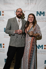 Hayden and Lauren Nicole (M///S///H) Tags: 2019 albuquerque awards coworkers fullframe gala hayden hotelstaff laurennicole newmexicohospitalityassociation november2019 pointandshoot rx1rii snapshots sony