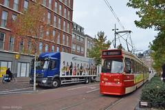3074 - 12 - 16.10.2019 (VictorSZi) Tags: olanda netherlands transport tram tramvai autumn toamna nikon nikond5300 october octombrie