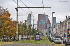 3123 - 1 - 16.10.2019 (VictorSZi) Tags: olanda netherlands transport tram tramvai autumn toamna nikon nikond5300 october octombrie