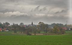 View at Różewo (michal.krasnicki) Tags: village landscape poland różewo field church