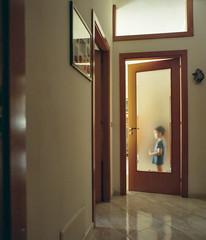 Rooms (luigi_cinque) Tags: room rooms home intimate intimacy child children color kodak kodakportra madewithkodak zenzabronica zenza nikkor film filmphotography filmisnotdead indoor