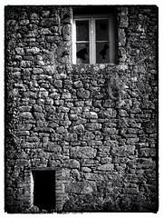 Abandoned (NeilDonaldson) Tags: abandoned village old house derelict leica15mm blackandwhite southoffrance
