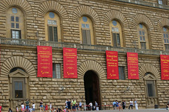 Florenz - Firenze 2019 (PictureBotanica) Tags: italien italy toscana toskana firenze florenz galleria degli uffizi historisch gebäude museum