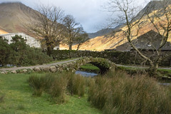 Ritsons Bridge. (johnandco) Tags: bridges streams becks rivers wasdale cumbria wastwater sheep farming farms shepards