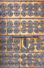 PORTA ESGLÉSIA DE SANT PERE - NAVATA (Joan Biarnés) Tags: navata empordà girona església detalls detalles 343 panasonicfz1000 catalunya